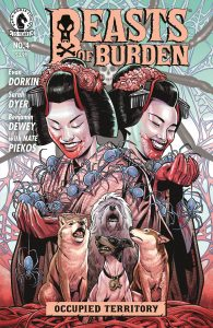 Beasts Of Burden: Occupied Territory #4 (2021)