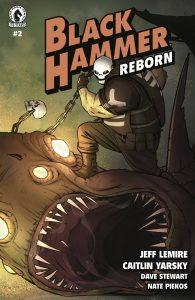 Black Hammer: Reborn #2 (2021)