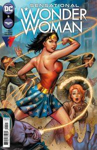 Sensational Wonder Woman #5 (2021)