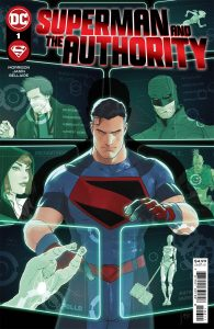 Superman and the Authority #1 (2021)