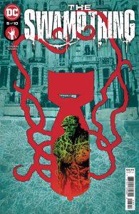 Swamp Thing #5 (2021)
