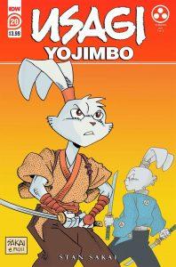 Usagi Yojimbo #20 (2021)