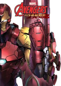 Avengers: Tech-On #1 (2021)
