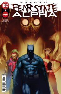 Batman: Fear State Alpha #1 (2021)