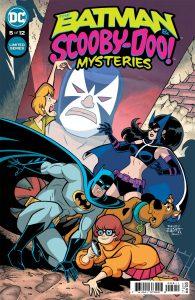 Batman & Scooby-Doo Mysteries #5 (2021)