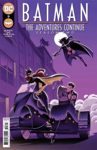 Batman: The Adventures Continue - Season II #3 (2021)
