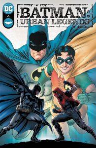 Batman: Urban Legends #6 (2021)