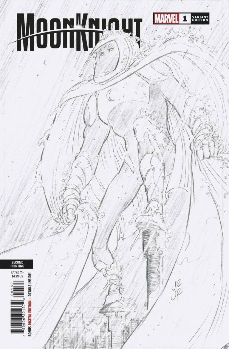 Moon Knight #1 (2021)