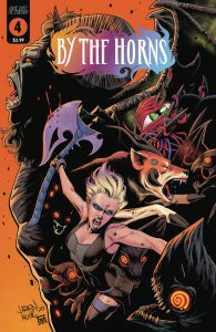 By The Horns #4 (2021)
