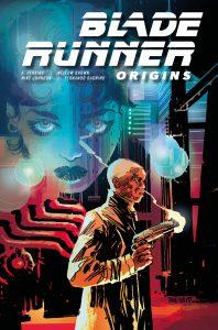 Blade Runner: Origins #5 (2021)