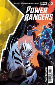 Power Rangers #10 (2021)