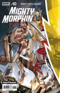 Mighty Morphin #10 (2021)