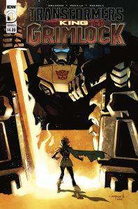 Transformers: King Grimlock #1 (2021)