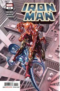 Iron Man #11 (2021)