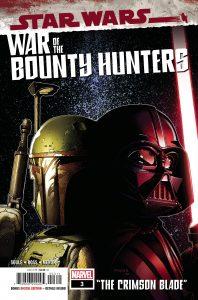 Star Wars: War of the Bounty Hunters #3 (2021)