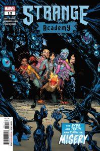 Strange Academy #12 (2021)
