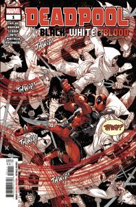 Deadpool: Black White and Blood #1 (2021)