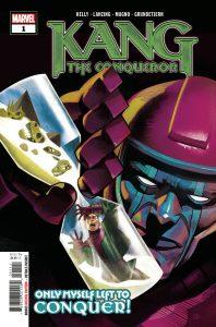 Kang The Conqueror #1 (2021)