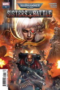 Warhammer 40,000: Sisters of Battle #1 (2021)