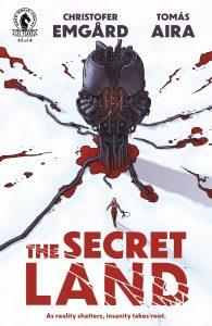 The Secret Land #3 (2021)