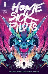 Home Sick Pilots #8 (2021)