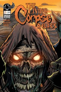 Living Corpse: Relics #2 (2021)