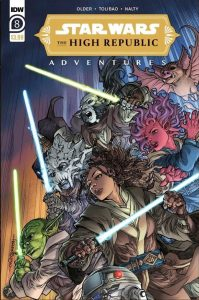 Star Wars: The High Republic Adventures #8 (2021)