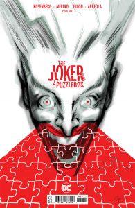 The Joker Presents: A Puzzlebox #1 (2021)