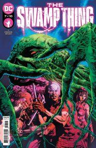 Swamp Thing #7 (2021)