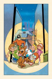 Batman & Scooby-Doo Mysteries #6 (2021)