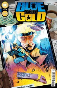 Blue & Gold #2 (2021)