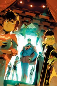 Challenge Of The Super Sons #6 (2021)