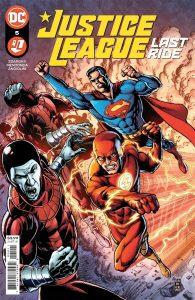 Justice League: Last Ride #5 (2021)