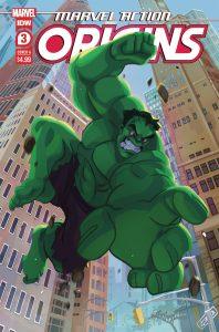 Marvel Action: Origins #3 (2021)