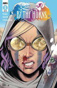 By The Horns #5 (2021)
