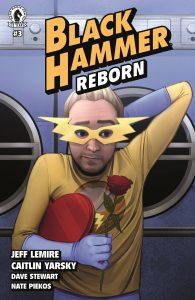 Black Hammer: Reborn #3 (2021)