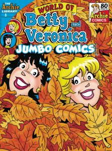 World Of Betty & Veronica Jumbo Comics Digest #8 (2021)