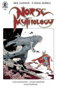Norse Mythology II #4 (2021)