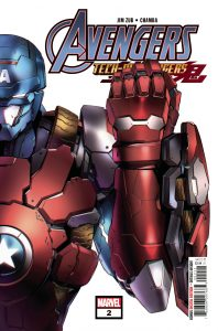 Avengers: Tech-On #2 (2021)