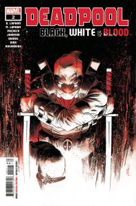 Deadpool: Black White and Blood #2 (2021)