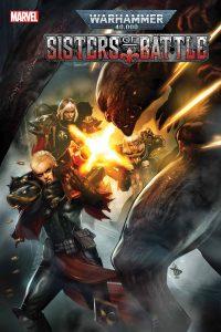 Warhammer 40,000: Sisters of Battle #2 (2021)