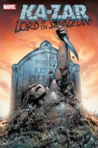 Ka-Zar: Lord of the Savage Land #1 (2021)