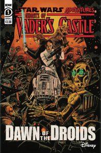 Star Wars Adventures: Ghosts Vaders Castle #1