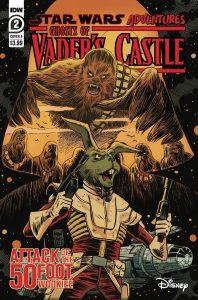 Star Wars Adventures: Ghosts Vaders Castle #2 (2021)