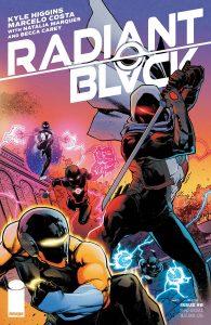 Radiant Black #8