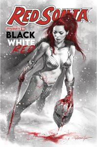 Red Sonja: Black White Red #3 (2021)