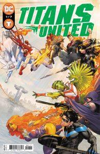Titans United #1 (2021)