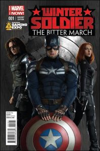 Winter Soldier: The Bitter March #1 (2014)