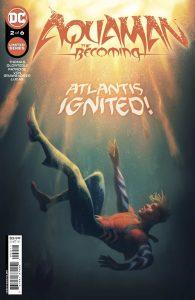 Aquaman: The Becoming #2 (2021)