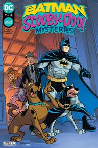 Batman & Scooby-Doo Mysteries #7 (2021)